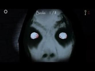 Suasana ruangan gelap, lalu tiba-tiba muncul seperti ini saat lampu menyala.