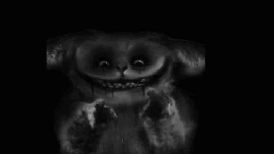 Creepypasta 4 : Mr. Widemouth